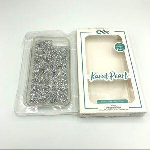 Case-mate iPhone Karat Pearl phone case